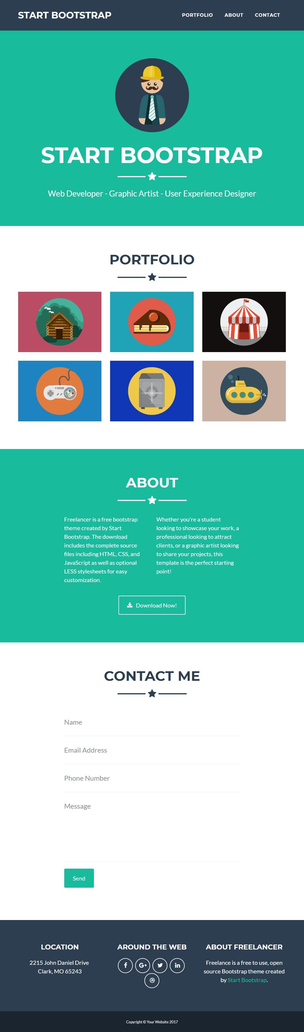 Freelancer---Start-Bootstrap-Theme