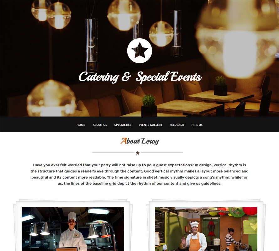 Leroy-Onepage-Bootstrap-HTML-Template