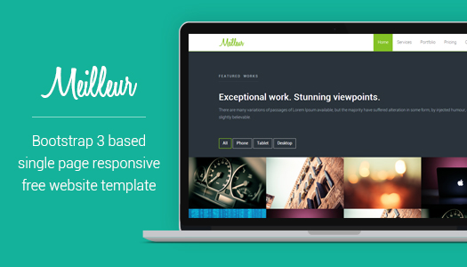 one-page-free-html-css-website-template-bootstrap-3-meilleur1