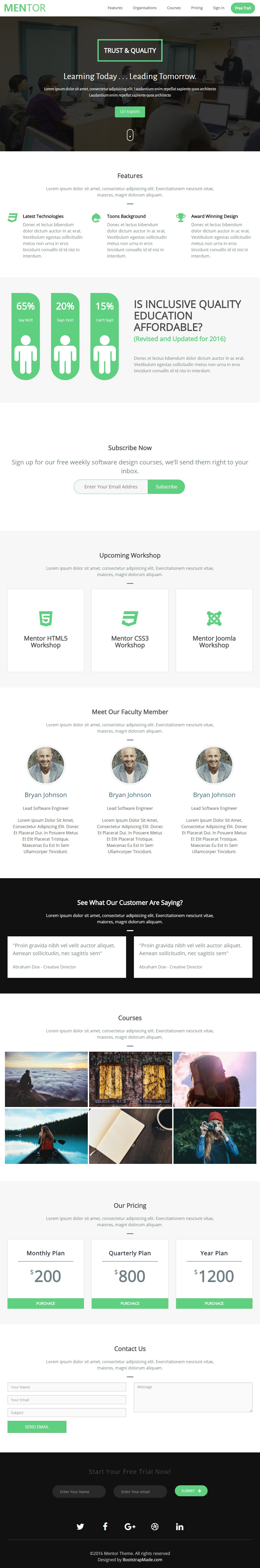 Mentor-Education-Bootstrap-Theme